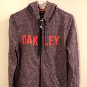 Oakley Women's Zip-Up Hoodie